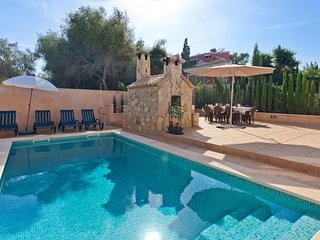 Bright Villa with Internet Access and Washing Machine - Cala Blava vacation rentals