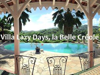 VILLA LAZY DAYS, la Belle Créole - Le Marin vacation rentals