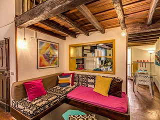 ROMANTIC APARTMENT ROME NAVONA - Rome vacation rentals