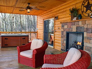 2 bedroom Cabin with Microwave in Helen - Helen vacation rentals