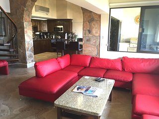 4 bedroom 5 Bath Sunset Penthouse - steps to the beach - ask for our Video - Cabo San Lucas vacation rentals