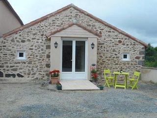 La Cachette  Gite (The Hiding Place) - La Chapelle-Gaudin vacation rentals
