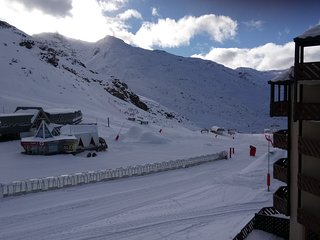 Val Thorens appart 4 à 6 pers au pied des pistes - Val Thorens vacation rentals