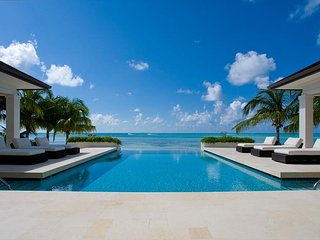 "5BR ""Sun Salutations,"" A Luxury Cayman Villas Property - 20% OFF SPECIAL! - Grand Cayman vacation rentals"