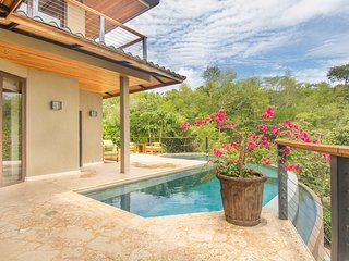 NEW-Oceanview 4BR Playa Real House w/Infinity Pool - Conchal vacation rentals