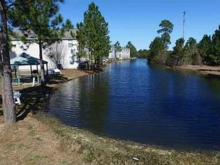 Sleeps 12!!! 4 Bd 3 Ba Home on Pond in Resort - Biloxi vacation rentals