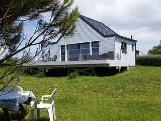 Maison écologique avec vue sur mer à la Pointe du Raz avec terrasse de 44 m² - Primelin vacation rentals