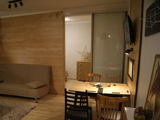 Cozy 2 bedroom Brest Condo with Television - Brest vacation rentals