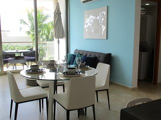 "Beautiful new 2 bedroom apartment in the heart of ""El Centro"" - Playa del Carmen vacation rentals"