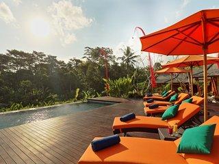 Tegaltis Villas~5 Unit 1Bedroom~Junglepool View - Payangan vacation rentals