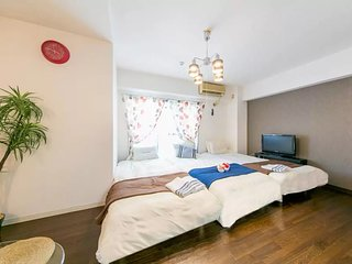 RB/Namba area/Free wifi/Sakuragawa 5 min - Osaka vacation rentals