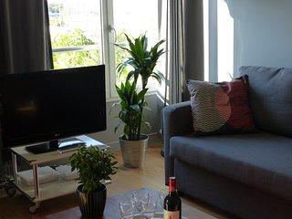 3 Pièces proche Stade de France et Métro Ligne 12 - La Plaine-Saint-Denis vacation rentals