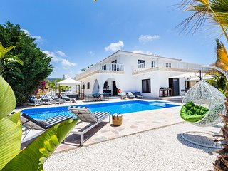 6 Bed Luxury Villa (Sleeps 16+) Heated Pool, Hot Tub and Games Room - Peyia vacation rentals