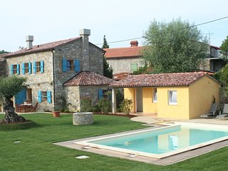 Villa Lavanda - Istrian stone house with a pool - Fijeroga vacation rentals