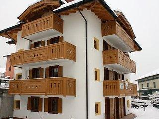 Appartamento tipico di montagna in Pinzolo a 10 Km da Madonna di Campiglio - Strembo vacation rentals