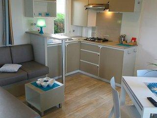 Nieuwe luxe sta-caravan in een pittoreske omgeving - Overmere vacation rentals
