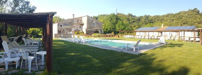GIALLO APARTMENT private garden with beautiful terrace / pool - Image 1 - Pergine Valdarno - rentals