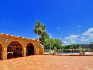 Wonderful 3 bedroom Villa in Jalon - Jalon vacation rentals