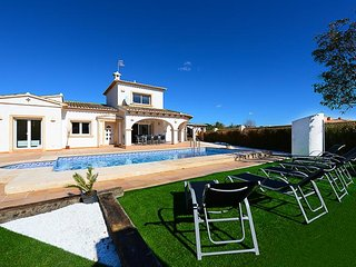 Perfect 4 bedroom Calpe Villa with Internet Access - Calpe vacation rentals
