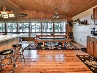 Beautiful Executive Home right by snow mobile trail - Saint Germain vacation rentals