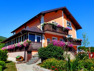 1 bedroom Bed and Breakfast with Television in Korenica - Korenica vacation rentals