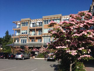 Bright Condo Close to Beach, Golf & Royal Roads - Victoria vacation rentals