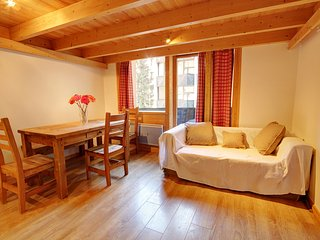 Grand Roc - 1 bedroom + sleeping cabin apartment next to ski lift Grands Montets - Argentiere vacation rentals