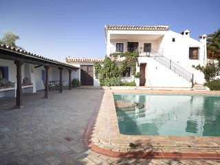 Traditional Spanish Farmhouse, Cortijo El Cachete, 20 metre pool! - Loja vacation rentals