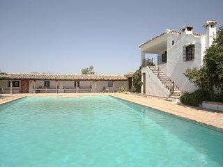 Traditional Spanish Farmhouse, Cortijo El Cachete, 20 metre pool! - Loja vacation rentals
