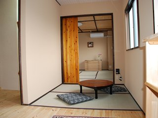 Convenient family apt 2F Kyoto stn - Kyoto vacation rentals