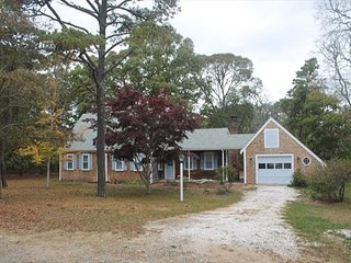 Perfect 4 bedroom Eastham House with Deck - Eastham vacation rentals