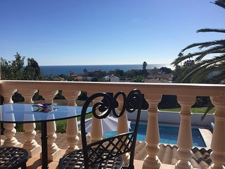 Huge 2 Bedroom apt in stunning villa. Sea views and private terrace! - Estepona vacation rentals