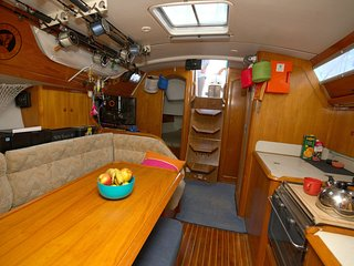 The yachting experience 2 cabins on Sailing Yacht - Kalamaria vacation rentals