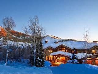 Gold Mine Lodge: 6BR walk-to-ski 150 yards -  Super Deluxe  Private Home - Steamboat Springs vacation rentals