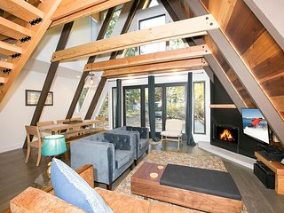 NEW LISTING - Contemporary 3 BR West Shore Cabin Rental - Tahoe City vacation rentals