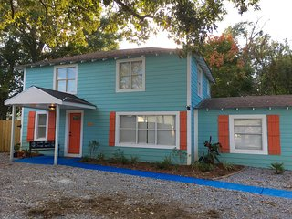 Bright 4 bedroom Gulfport House with Internet Access - Gulfport vacation rentals