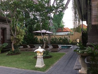 Beach Access Villa in Central Sanur - Dream Haven Villa 2 - Location, location!! - Sanur vacation rentals