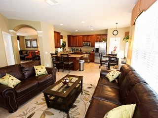 Luxury 6 Bedroom Home with Pool at Windsor Hills Resort - Kissimmee vacation rentals
