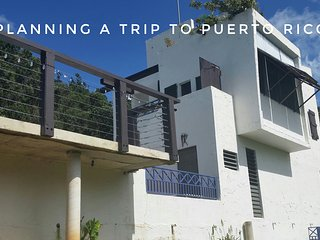 Dream Vacation Rental in El Yunque National Forest / Roof Terrace Apt. - El Yunque National Forest Area vacation rentals