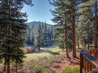 Dog-friendly alpine home, w/ private hot tub, shared  pool & tennis! - Truckee vacation rentals