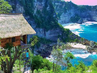 "Rumah Pohon ""Tree House"" Atuh - Nusa Penida vacation rentals"