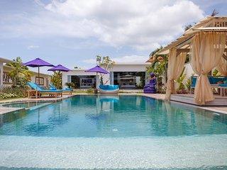 NEW STUNNING 4 BDR VILLA, HUGE PRIVATE POOL - Seminyak vacation rentals