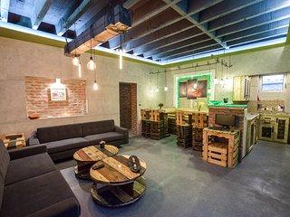 Deluxe Flat, Center, Station, Savamala,free parking - Belgrade vacation rentals