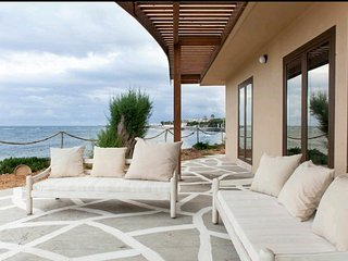 Villa Kouvohori 5 bedrooms seafront superior - Gournes Pediados vacation rentals