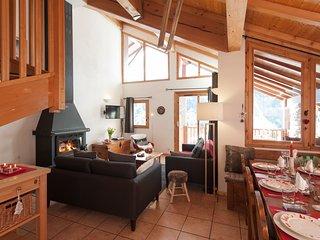 Apartment La Sassière - Self-catered - Sainte Foy - Savoie vacation rentals