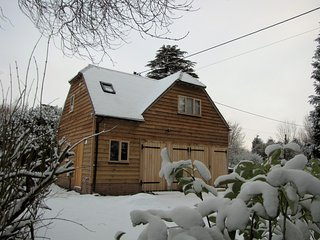Beautiful 1 bedroom Lodge in Moulsford on Thames - Moulsford on Thames vacation rentals