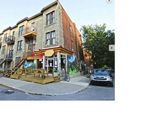 Newly renovated well lit 4 bedroom appt in the heart of Montreal - Westmount vacation rentals