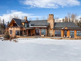 Telluride Sprawling Luxury Ski Chalet with Panoramic Mountain Views - Mountain Village vacation rentals
