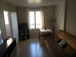 Romantic 1 bedroom Apartment in Créteil - Créteil vacation rentals