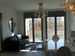 Luxury down town apartment modernly designed for your comfort! - Jerusalem vacation rentals